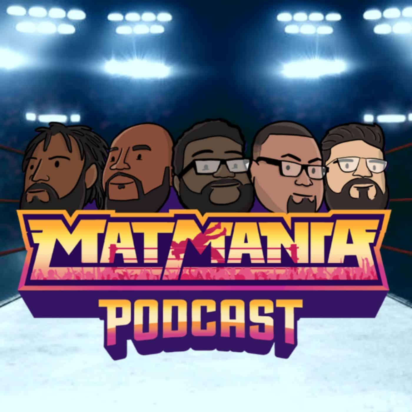 Mat Mania Podcast